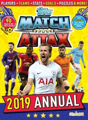 Match Attax Annual 2019