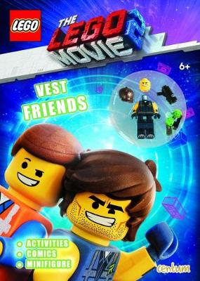 Lego Movie 2 - Activity Book with Mini Figure