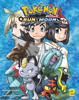 Pokemon: Sun & Moon, Vol. 2