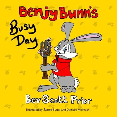 Benjy Bunn's Busy Day