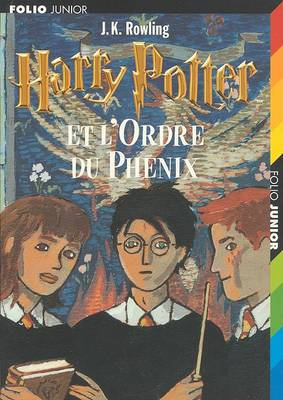 Harry Potter Et L'order Du Fenix