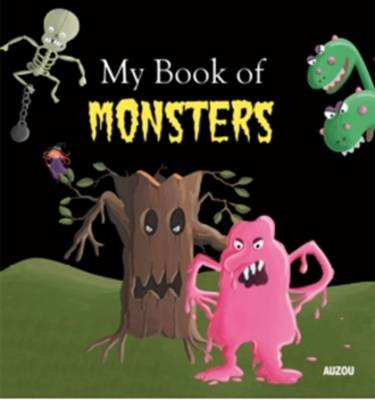 My Big Book of Monsters