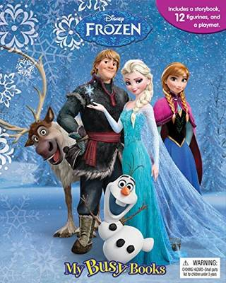Frozen: My Busy Books