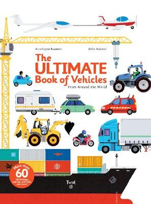 Ultimate Book of Vehicles
