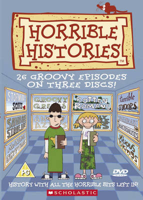 Horrible Histories: 26 Groovy Episodes