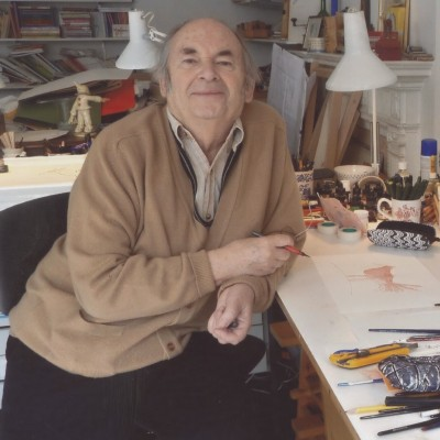 Quentin Blake Children's Book Illustrator