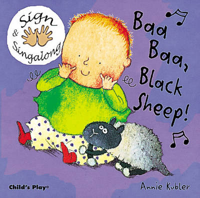 Baa, Baa, Black Sheep!: BSL (British Sign Language)