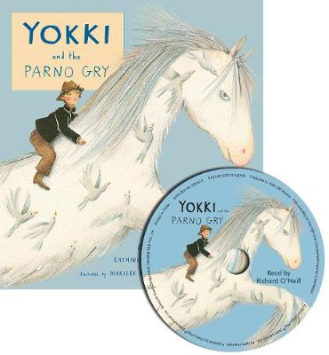 Yokki and the Parno Gry Softcover and CD