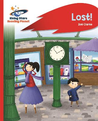 Reading Planet - Lost! - Red B: Rocket Phonics