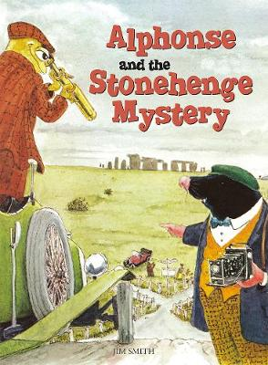 Alphonse and the Stonehenge Mystery
