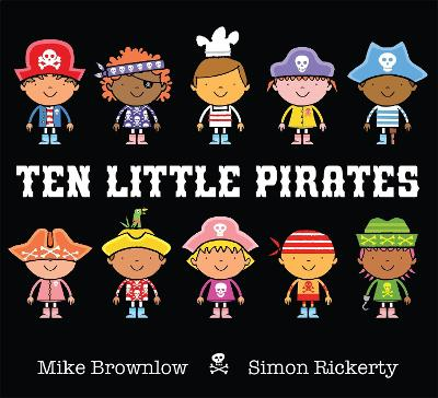 Ten Little Pirates