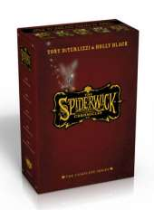 The Spiderwick Chronicles: The Complete Series Slipcase: The Field Guide; The Seeing Stone; Lucinda's Secret; The Ironwood Tree; The Wrath of Mulgarath
