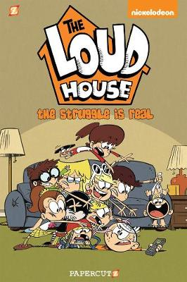 The Loud House, Vol. 4 HC: The Struggle is Real