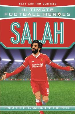 Salah - Collect Them All! (Ultimate Football Heroes)