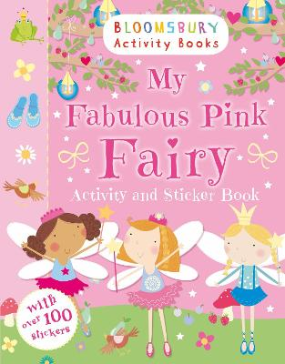 My Fabulous Pink Fairy Activity and Sticker Book