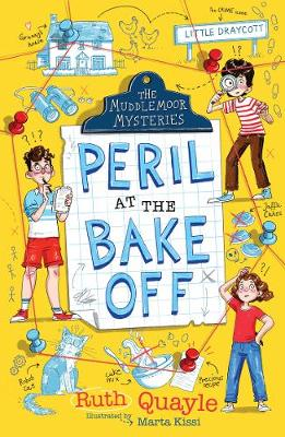 The Muddlemoor Mysteries: Peril at the Bake Off
