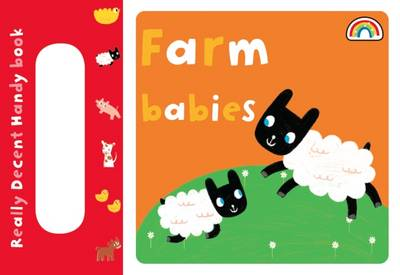 Handy Book - Farm Babies