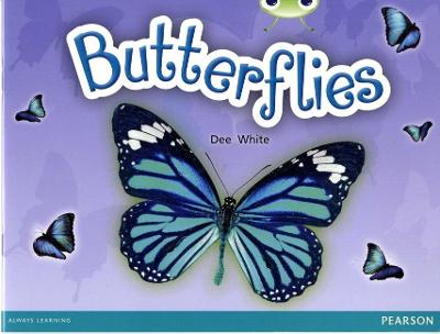 Bug Club Yellow A Butterflies 6-pack