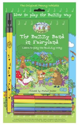 The Buzzy Band in Fairyland