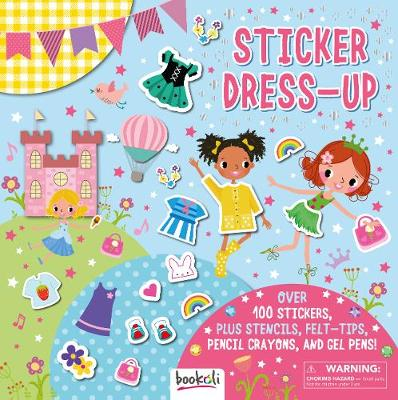 Sticker Dress-up