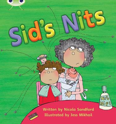 Bug Club Phonics Set 01-02 Sid's Nits