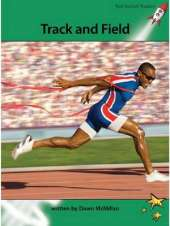 Red Rocket Readers: Advanced Fluency 2 Non-Fiction Set A: Track and Field