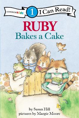 Ruby Bakes a Cake: Level 1