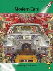 Red Rocket Readers: Advanced Fluency 2 Non-Fiction Set A: Modern Cars