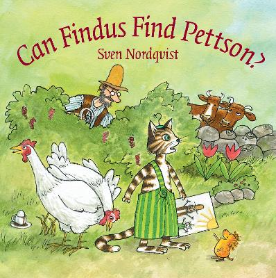 Can Findus Find Pettson?