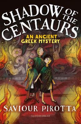 Shadow of the Centaurs: An Ancient Greek Mystery