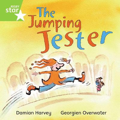 Rigby Star Independent Green Reader 1 The Jumping Jester