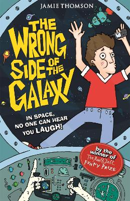 The Wrong Side of the Galaxy: Book 1
