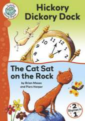 Tadpoles Nursery Rhymes: Hickory Dickory Dock  / The Cat Sat on the Rock