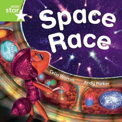 Rigby Star Independent Green Reader 3 Space Race