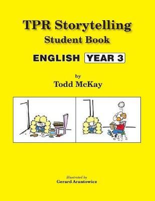 TPR Storytelling Student Book - English Year 3