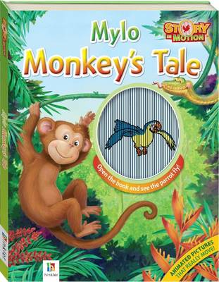 Story In Motion: Mylo Monkey's Tale