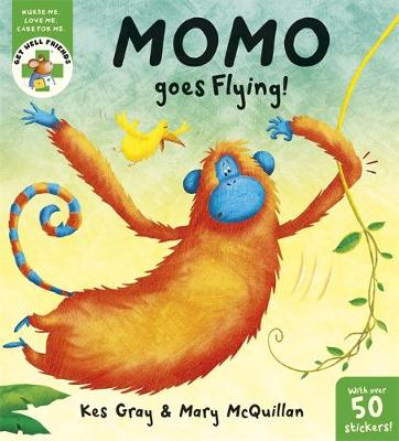 Get Well Friends: Momo Goes Flying