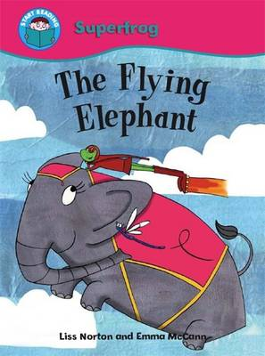 Start Reading: Superfrog: The Flying Elephant