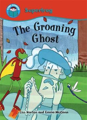 Start Reading: Superfrog: The Groaning Ghost