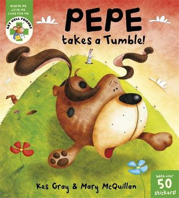 Get Well Friends: Pepe takes a Tumble