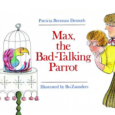 Max the Bad-Talking Parrot