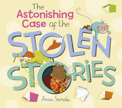 The Astonishing Case of the Stolen Stories