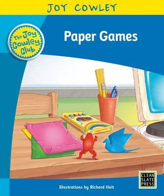 Paper Games: After School Classroom Capers, Guided Reading
