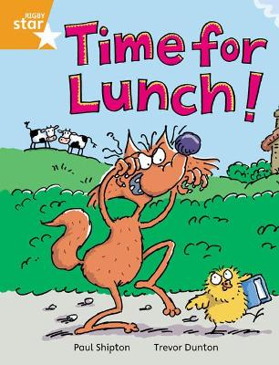 Rigby Star Independent Orange Reader 2: Time for Lunch
