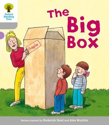 Oxford Reading Tree: Level 1: Wordless Stories B: Big Box
