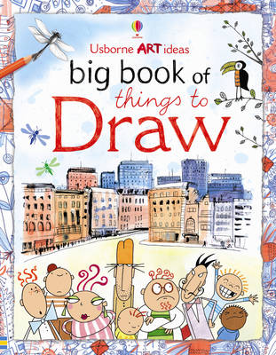 Big Book of Things to Draw