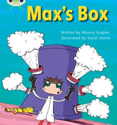 Bug Club Phonics Bug Set 06 Max's Box