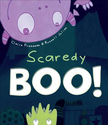 Scaredy Boo Picture Book