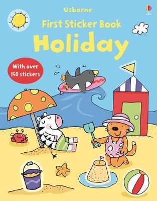 My First Sticker Book: Holiday