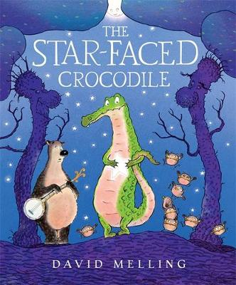 The Star-faced Crocodile: A dazzling book about being yourself